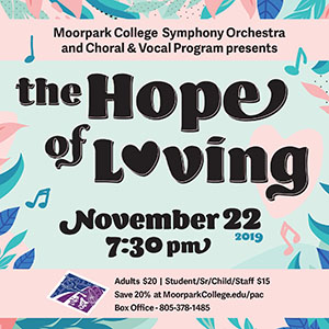 The Hope of Loving - Orchestra & Choir Concert