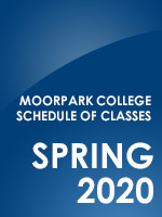 Spring Schedule of Classes