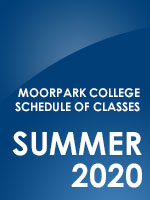 Summer Schedule of Classes