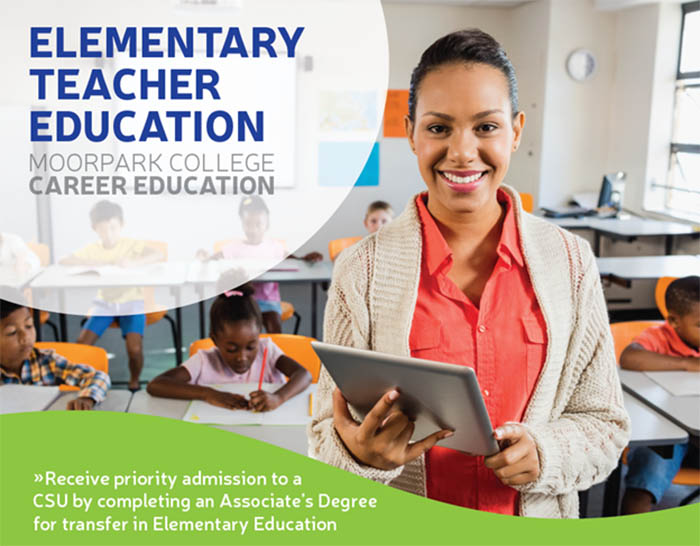Elementary Teacher Education. Receive priority admission to