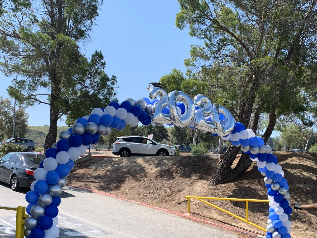 Moorpark College 2020 Graduation Drive-Thru