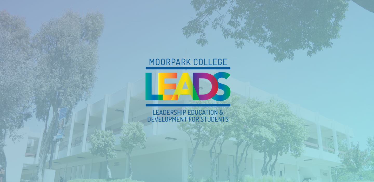 MC LEADS logo reads Leadership Education and Development for Students
