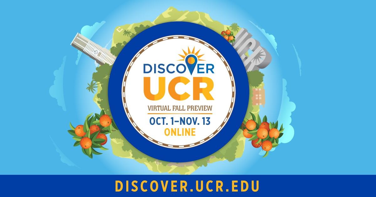 Discover UC Riverside