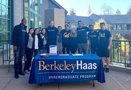 Haas UCB Students