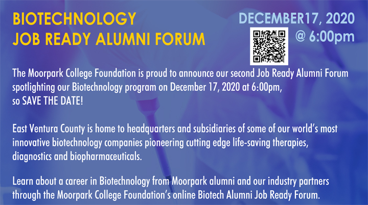 Detail on the Biotech Forum image: details below