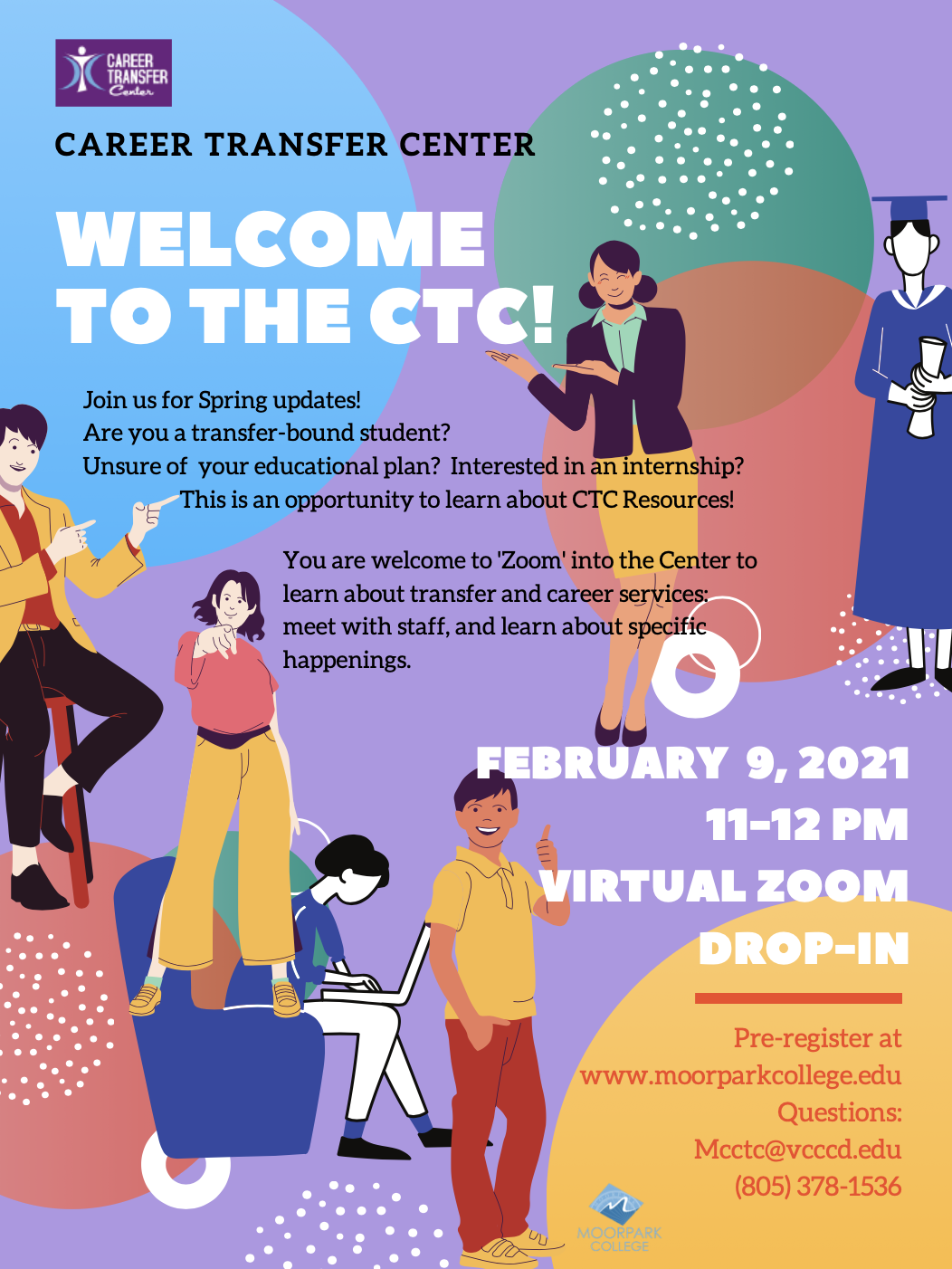 CTCWelcomeSpring2021