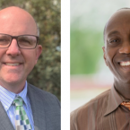 Two Moorpark College President Finalists Brian K. Sanders, E