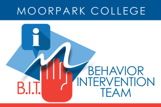 Moorpark College Behavior Assessment and Care Team BAC Logo Card