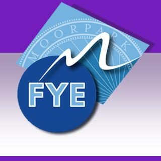 FYE and Moorpark College Logo and Graphic