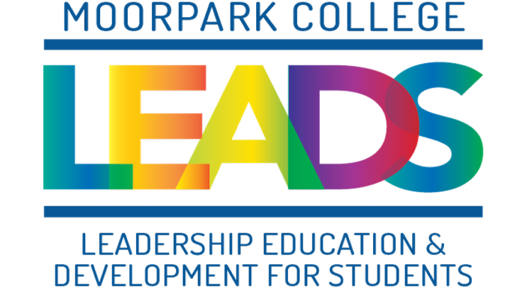 MC L.E.A.D.S. Program logo shown; word LEADS is in rainbow colors.