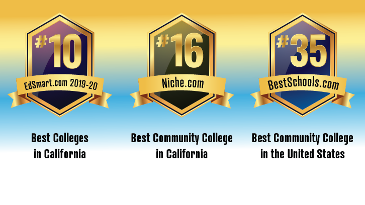 best college awards badges