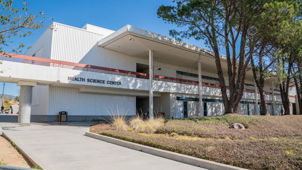 Health Science Center building